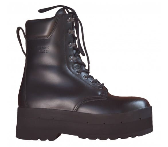 ZEMAN AM-L chaussures anti-mines humanitaires