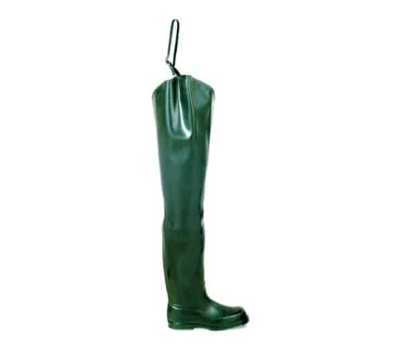 FISHERMAN rubber boots for fishermen green