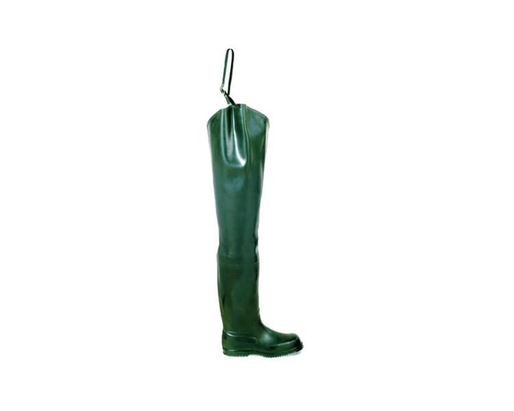FISHERMAN резиновые сапоги для рыбаков зеленые