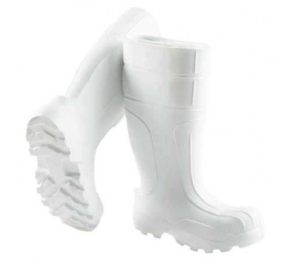 Camminare SYBERIAN Белая рабочая и безопасная резина EVA до -35 ° C