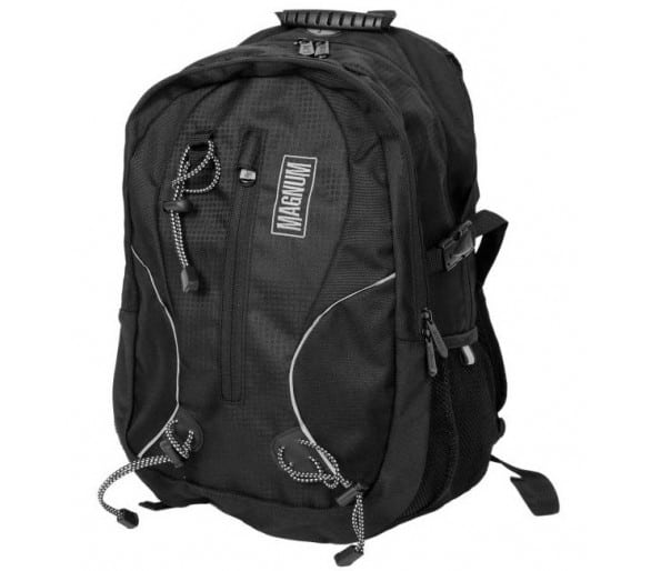 MAGNUM Otter backpack 20 l - black