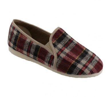 Pantofole da mocassino da donna