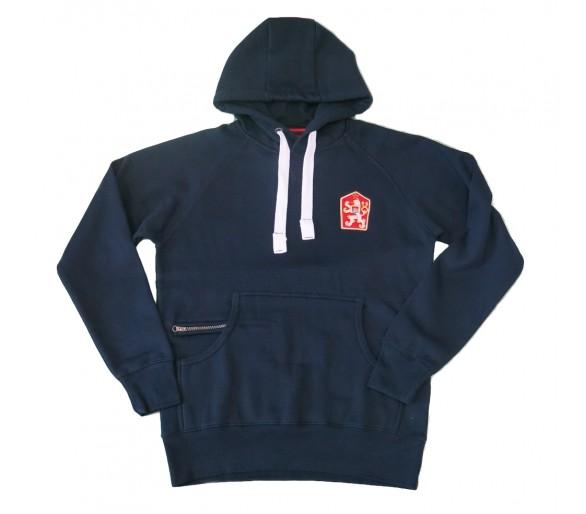 Sweatshirt ATLANTA Retro CSSR Blue