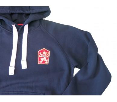 Bluza ATLANTA Retro Czechosłowacja niebieska