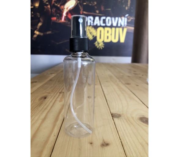Spray bottle 100ml