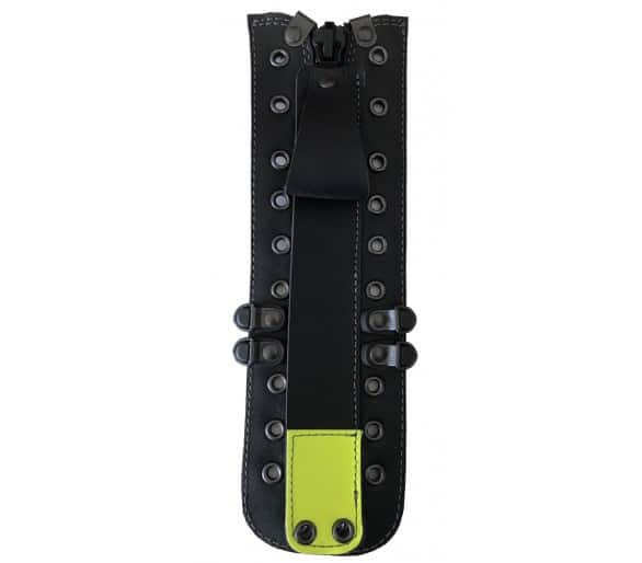 ZEMAN 412 ZIP for fire and rescue boots