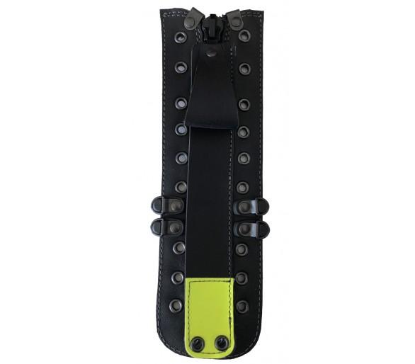 ZEMAN 412 zip s krytím pro hasičskou a záchranářskou obuv