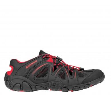 BNN YUKON červený sandál