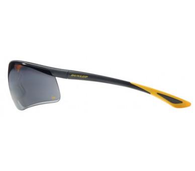 DUNLOP SPORT 9000 A (الدخان) - نظارات السلامة مع واقية من الشمس
