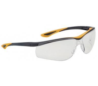 DUNLOP SPORT 9000 B (Clear) - Masques avec lunettes de visibilité