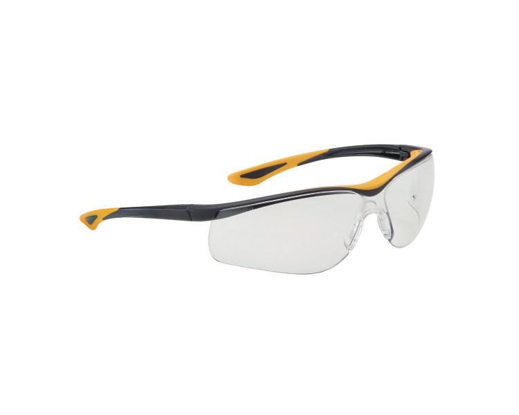 DUNLOP SPORT 9000 B (Durchsichtig) - Schutzbrille mit Sichtbrille