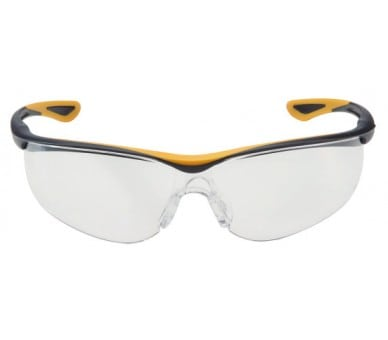 DUNLOP SPORT 9000 B (Clear) - Goggles with visibility glasses