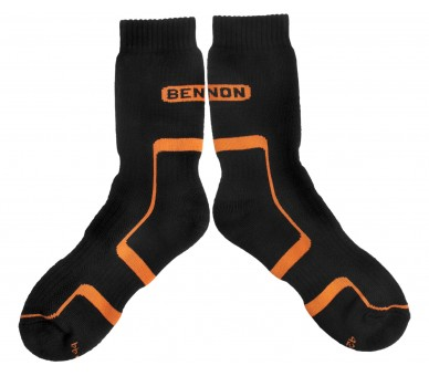 BNN TREK SOCK Black-orange