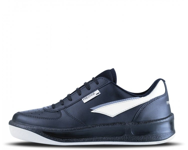PRESTIGE Lacing Black Low