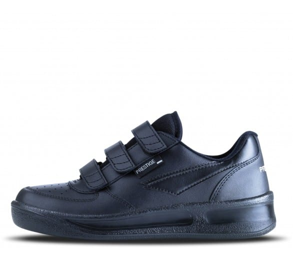 PRESTIGE Velcro Black Low