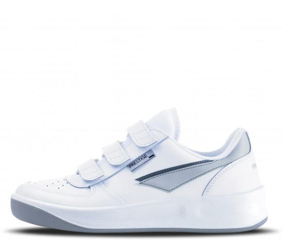 PRESTIGE Velcro White Low