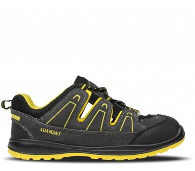 ADM ALEGRO O1 ESD žlutý sandál