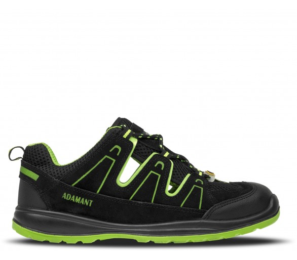 ADM ALEGRO S1 ESD Green Sandal