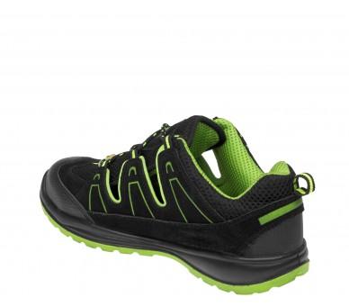 Sandál ADM ALEGRO S1P ESD zelený