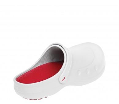 BNN MAXIM OB bílá pantofle
