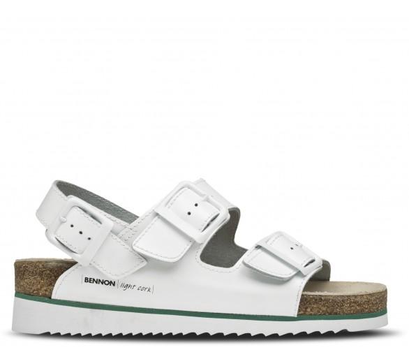 BNN WHITE HORSE Heel Sandal