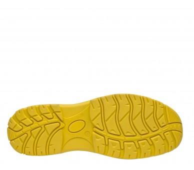 BNN BOMBIS LITE S1 NM Gelbe Sandale