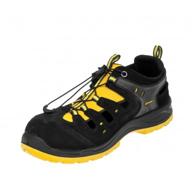 BNN BOMBIS LITE S1 NM Żółte sandały