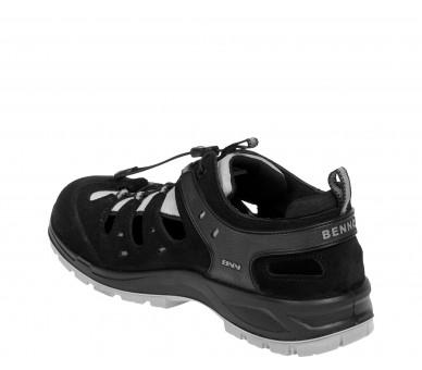 BNN BOMBIS LITE S1P ESD NM šedý sandál