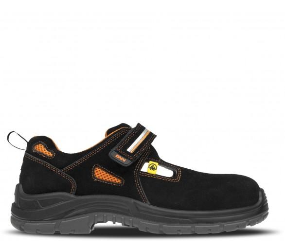 BNN LUX S1P ESD NM sandál