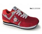 DUNLOP Flying Wing Red volnočasová a pracovní obuv