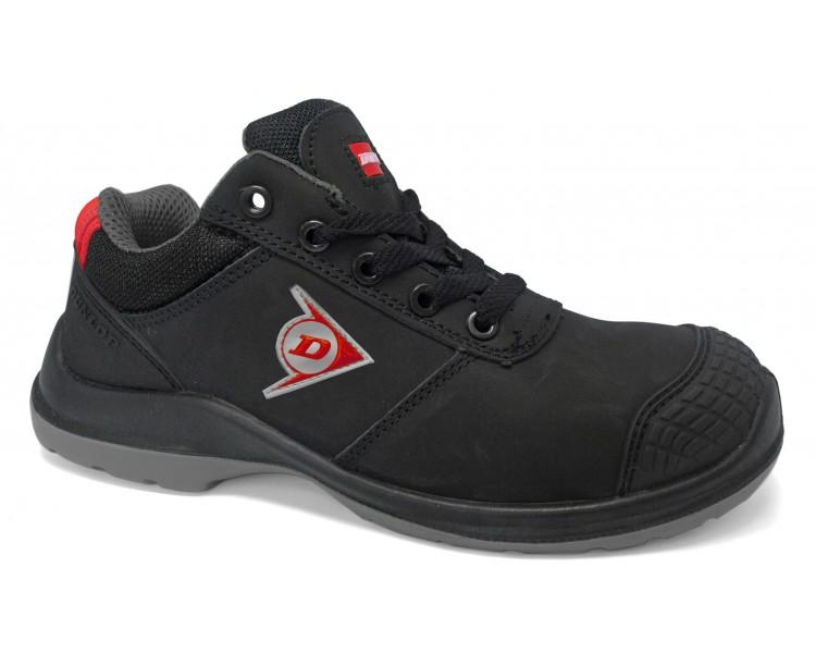 DUNLOP First One Adv EVO Low - рабочие и защитные ботинки черно-шеде