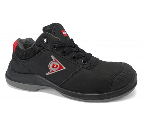 DUNLOP First One Adv EVO Low pracovni a bezpecnostni obuv černo-šedá