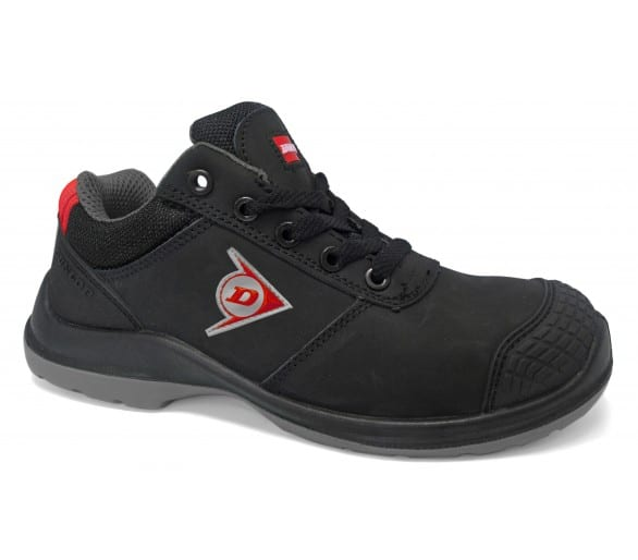 DUNLOP First One Adv-Evo Low - work and safety boots black-grey