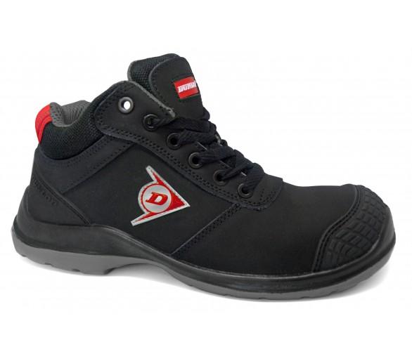 DUNLOP First One Adv EVO High - botas de trabajo y seguridad negro-gris