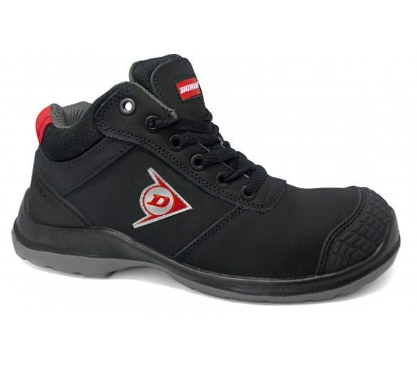 DUNLOP First One Adv-Evo High - work and safety boots black-grey