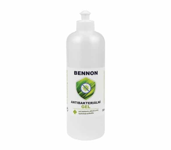 BNN Antibakterielles Gel 500 ml