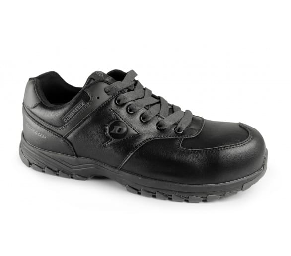 Dunlop FLYING ARROW A/B black service, safety and leisure shoes