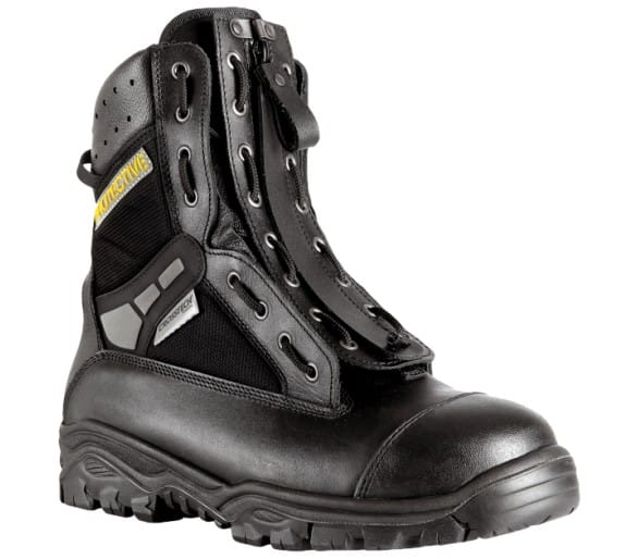 RESCUE paramedics and rescuers boots