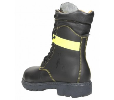 ZERTYX firefighting and emergency boots