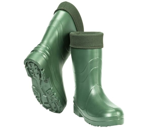 Kolmax EVA WOMEN 32 WELLINGTON dámské zelené zimní gumáky