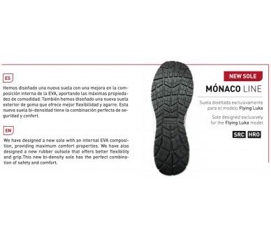 Dunlop LUCA S3 - pracovní a bezpečnostní obuv charcoal