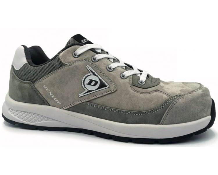 Dunlop LUCA S3 - working and safety boots grey