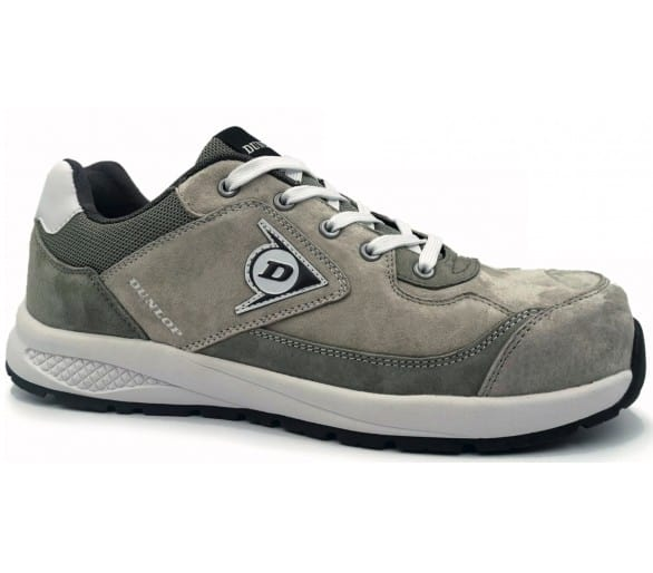 Dunlop LUCA S3 - working and safety shoes grey