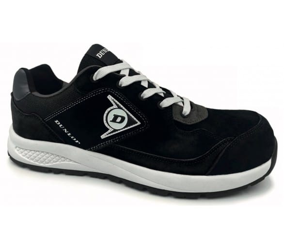 Dunlop LUCA S3 - working and safety shoes black