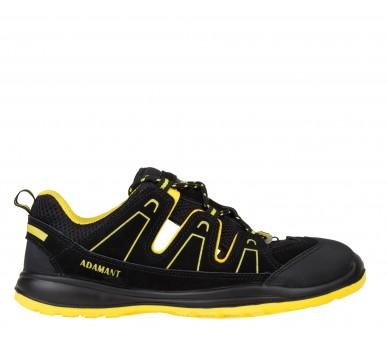 Желтые сандалии ADM ALEGRO O1 ESD