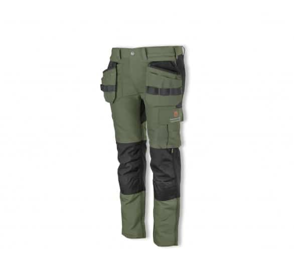 ProM EREBOS Trousers green/black