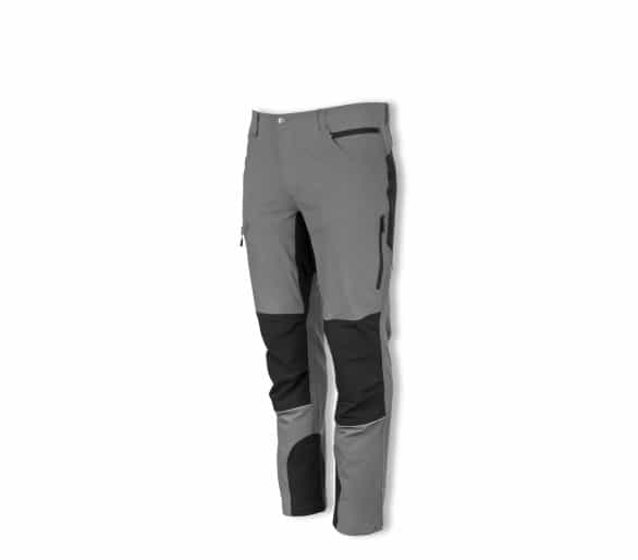 ProM FOBOS Trousers gray / black