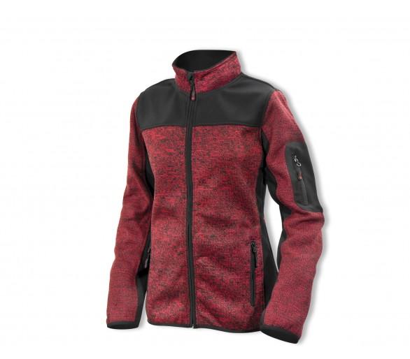 ProM LADY ALEXIS Sweatshirt rot / schwarz