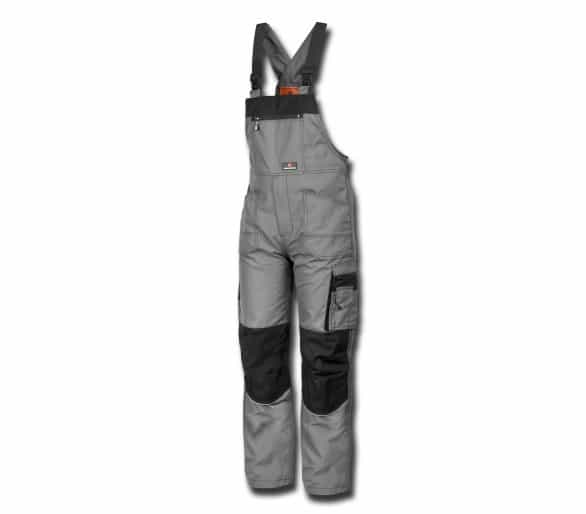 ProM MYRON Bibpants grey