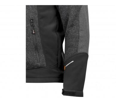 ProM NORTOS Sweatshirt grey/black